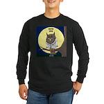 Doctor Whoo Long Sleeve Dark T-Shirt