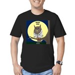 Doctor Whoo Men's Fitted T-Shirt (dark)