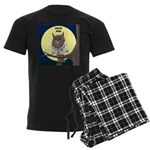 Doctor Whoo Men's Dark Pajamas