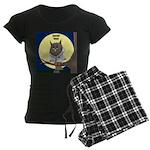 Doctor Whoo Women's Dark Pajamas