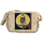 Doctor Whoo Messenger Bag