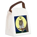 Doctor Whoo Canvas Lunch Bag