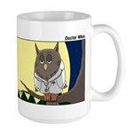 Doctor Whoo Large Mug