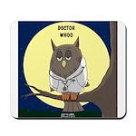 Doctor Whoo Mousepad