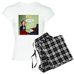 Dracula Life Insurance Women's Light Pajamas