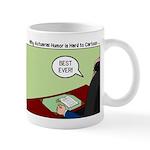 Dracula Life Insurance Mug