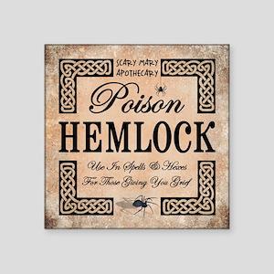 POISON HEMLOCK Sticker