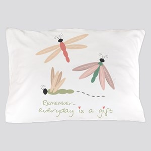 Dragonfly Day Gift Pillow Case