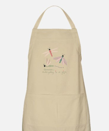 Dragonfly Day Gift Apron