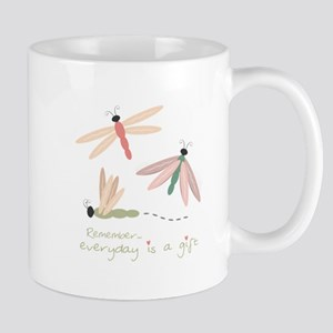 Dragonfly Day Gift Mugs