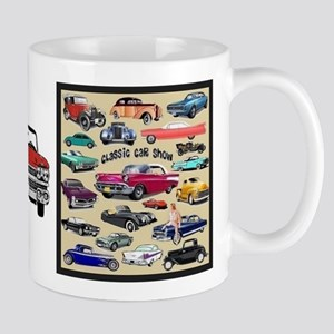 Car Show Mug Mugs