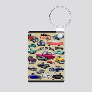 Car Show Aluminum Photo Keychain Keychains