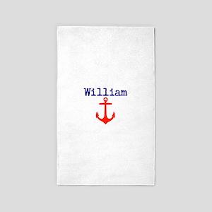 William Anchor Area Rug