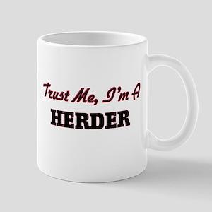 Trust me I'm a Herder Mugs