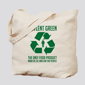 Soylent Green Tote Bag