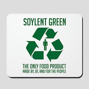 Soylent Green Mousepad