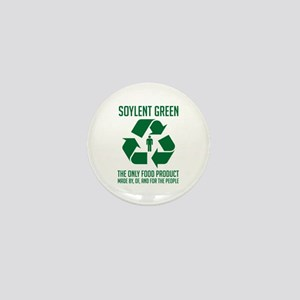 Soylent Green Mini Button