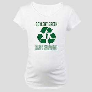 Soylent Green Maternity T-Shirt