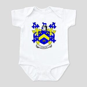 LYNCH Coat of Arms Infant Bodysuit