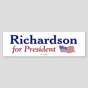 Bill Richardson '08 Bumper Sticker