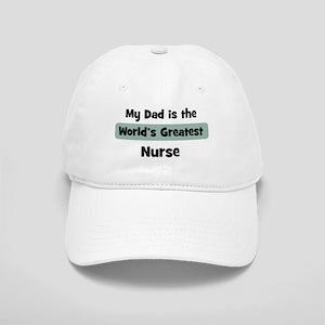Worlds Greatest Nurse Cap
