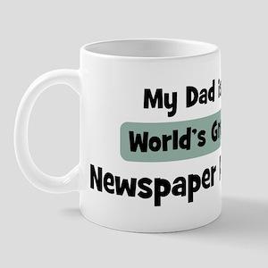 Worlds Greatest Newspaper Rep Mug