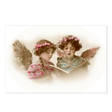 Victorian Children Postcards (Package of 8)