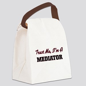 Trust me I'm a Mediator Canvas Lunch Bag
