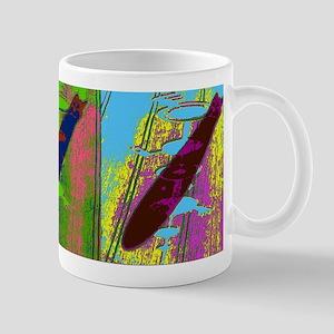 Warhol Zeppelins Mugs