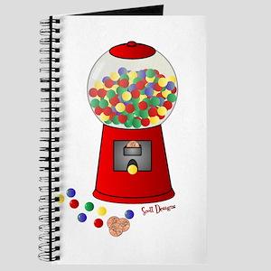 Bubble Gum Machine Journal