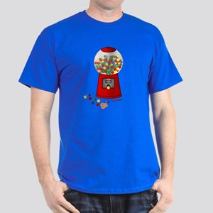 Bubble Gum Machine Dark T-Shirt