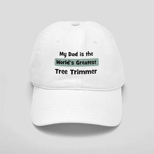 Worlds Greatest Tree Trimmer Cap