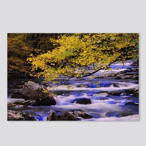 Mountain Stream at Big Cr Postcards (Package of 8)