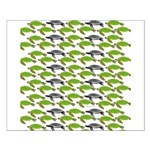 School of Sea Turtles v2sq Posters