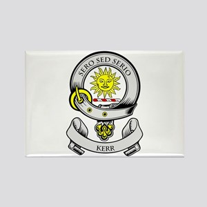 KERR 2 Coat of Arms Rectangle Magnet