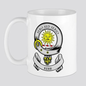 KERR 2 Coat of Arms Mug