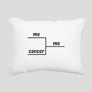 Custom Bracket Rectangular Canvas Pillow
