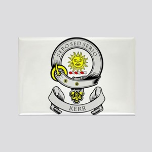 KERR 1 Coat of Arms Rectangle Magnet