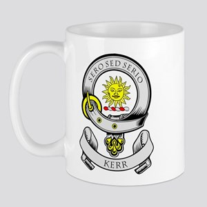 KERR 1 Coat of Arms Mug