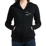 Custom Bracket Women's Zip Hoodie