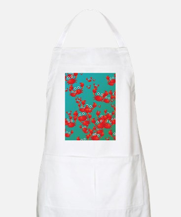 Crab world Apron