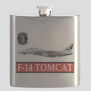 vf154grey copy Flask