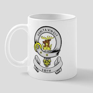 KEITH Coat of Arms Mug