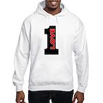 One Love Hooded Sweatshirt