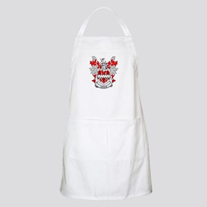 JOYCE Coat of Arms BBQ Apron