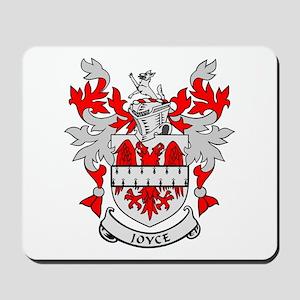 JOYCE Coat of Arms Mousepad