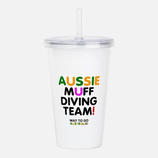 AUSSIE MUFF DIVING TEAM - WAY TO GO AUSTRALIA! - A