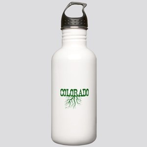 Colorado Roots Stainless Water Bottle 1.0L