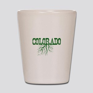 Colorado Roots Shot Glass