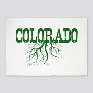 Colorado Roots 5'x7'Area Rug